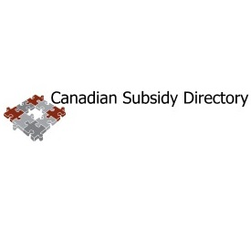 Canadian Subsidy Directory
