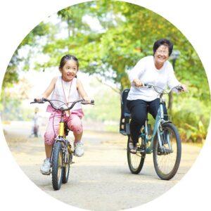 Promovo Community - Biking Together